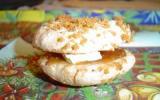 Macarons au pain d'épices foie gras et confiture de figues