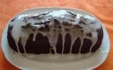 Cake au lait d'amande cacaoté