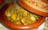 Tajine de mouton façon marocaine pommes de terre