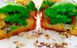 Cake au roquefort Papillon