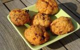 Cookies salés aux tomates séchées