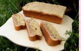 Cake rhubarbe / noisettes ( léger )