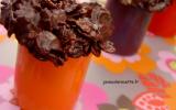 Roses des sables au chocolat noir corsé
