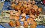 Multi-brochettes tandoori