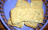 Pains sans gluten aux graines de pavots