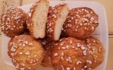 Petits pains de Noel sans gluten