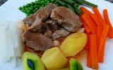 Ragoût d'agneau traditionnel