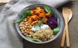 Ces 5 mets végétariens qui recèlent autant de protéines que la viande ou le poisson