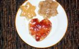 Trio de tartines sans gluten