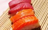 Nigiris sushis