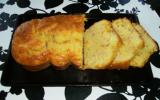 Cake au thon et poivron jaune