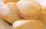 Macarons fendus dits  Hollandais
