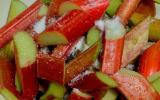 Gelée de rhubarbe et orange