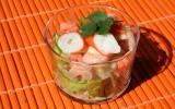 Salade fraicheur au Coraya