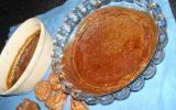 Crème brulée à la chicorée