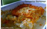 Parmentier butternut automnal