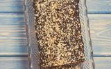 Cake abricot chocolat