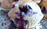 Muffins myrtilles-framboises