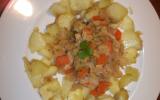 Chou aux pommes de terre