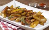 Pommes de terre au paprika et aux herbes