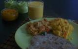 Déjeuner Indien