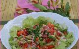 Salade estivale maison