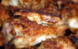 Ailes de poulet coco-miel