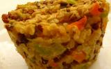 Galettes printanières au quinoa
