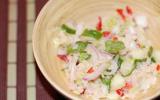 Salade Thaï au crabe