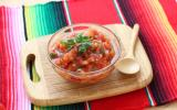 Salsa de tomates épicées