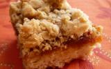 Biscuits crumble à la confiture