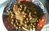 Tajine marocain traditionnelle