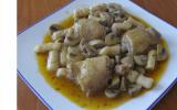 Cocotte de poulet mijoté de ma grand-mère