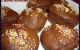 Muffin's choco banane