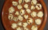 Petits champignons farcis (apéritifs)