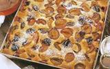 Cake gourmand aux prunes