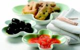 "Mini fougasses aux olives d""Espagne"