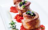 Aiguillettes de canard aux escargots de Bourgogne et aïgo boulido
