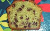 Cake à la pistache et aux perles choco craquantes