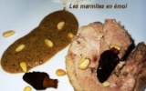 Dinde de Noël au mascarpone, morilles et pignons de pin
