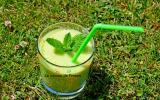 Gaspacho au melon vert