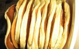 Pancakes moelleux à la vanille