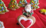 Biscuits de Noël aux noisettes
