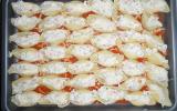 Conchigliati pancetta mascarpone ricotta