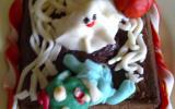 Horrible(ment) fondant nutella et chocolat
