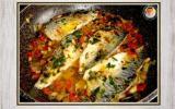 Filets de maquereaux à la sauce provençale