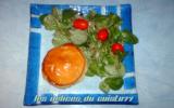 Feuilleté de boudin blanc au pommeau de normandie