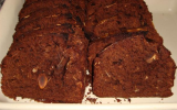 Cake chocolat et amandes grillées