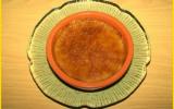 Crèmes brûlées au pain d'épices