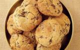 Cuisine américaine: cookies aux pépites de chocolat